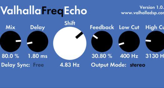 Valhalla Freq Echo v1.1.5 VST AU AAX x64 WiN MAC [FREE]