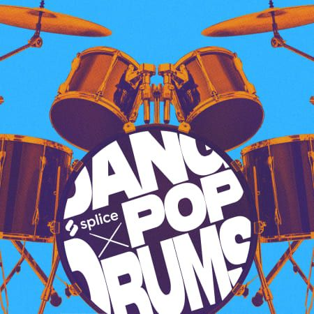 Dang Pop Drums Sample WAV