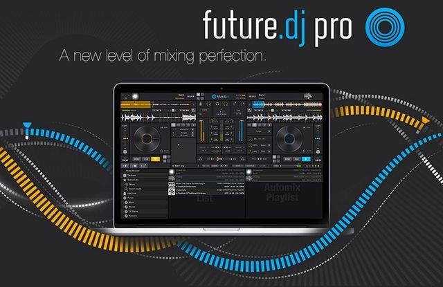 Future DJ Pro 1.8.3 macOS TNT