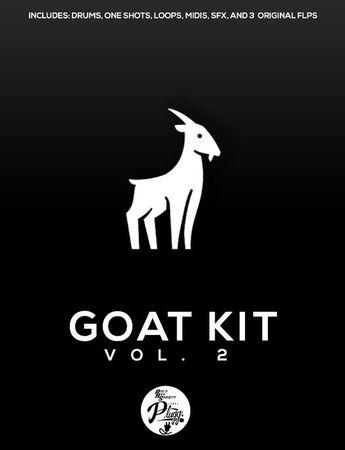 Goat Kit V2 Drum Kit WAV MiDi FLP