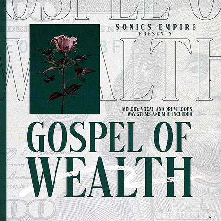 Gospel Of Wealth WAV MiDi-DISCOVER