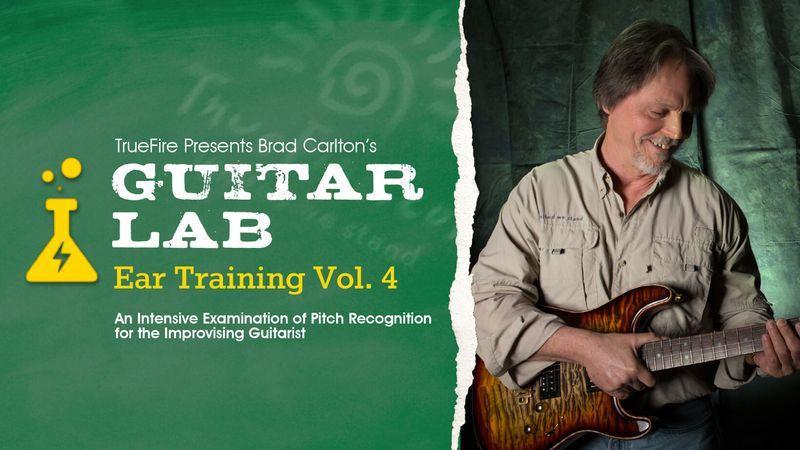 Guitar Lab Ear Training Vol.4 TUTORiAL