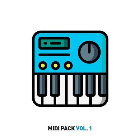 MIDI Pack Vol 1 MiDi