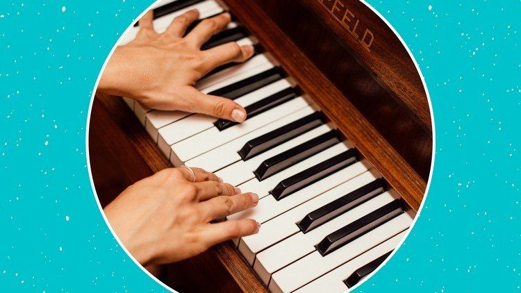 Piano Essentials For Beginners Complete Course TUTORiAL