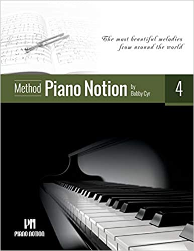 Piano Notion Four The most beautiful melodies
