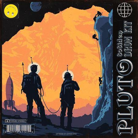Pluto Drum KIt WAV MiDi FST
