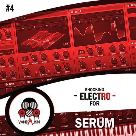 Shocking Electro For Serum 4 MULTiFORMAT-FLARE