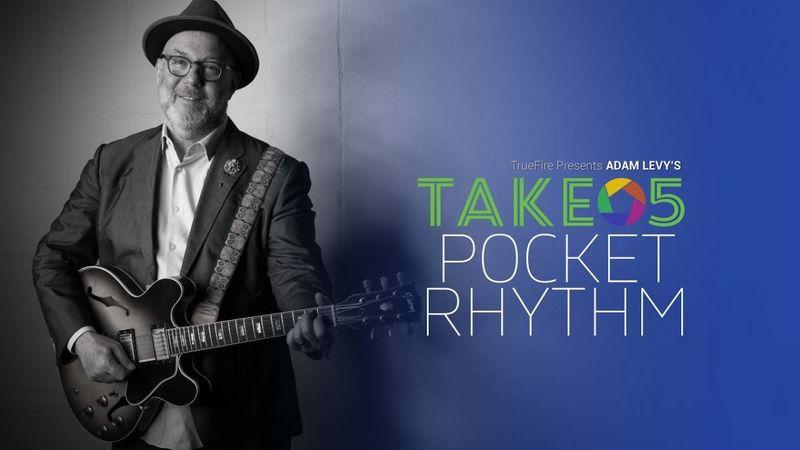 Take 5 Pocket Rhythm TUTORiAL