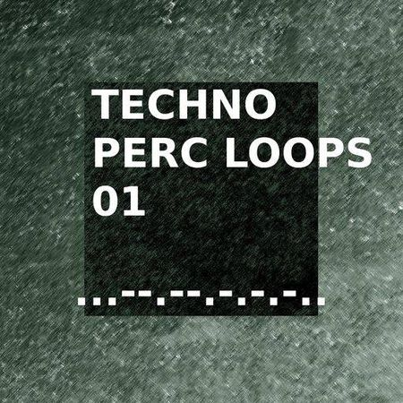 Techno Perc Loops 01 WAV