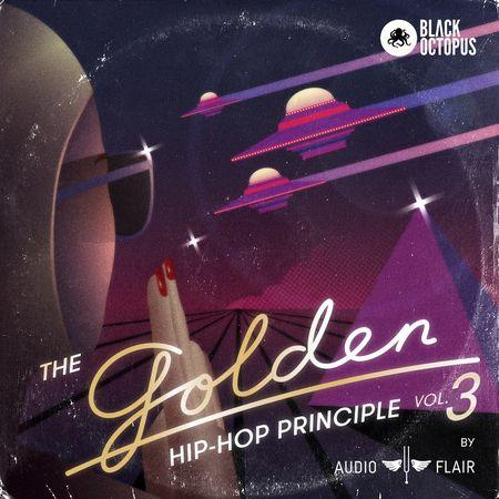 The Golden Hip Hop V3 WAV-FLARE