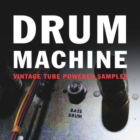 Vintage Drum Machine Samples WAV-DECiBEL