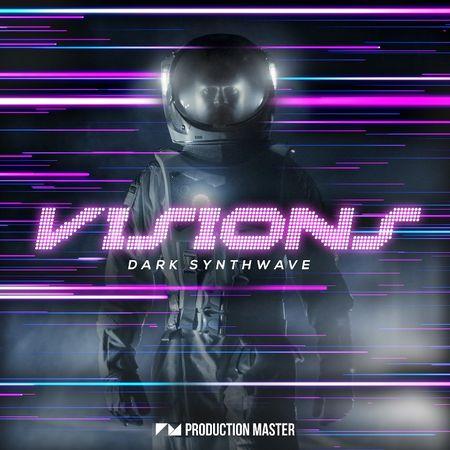 Visions Dark Synthwave WAV-FLARE